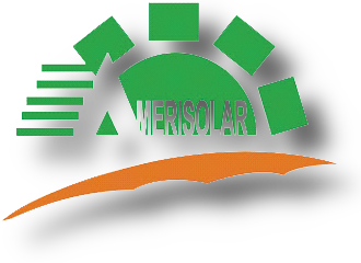 amerisolar logo with shadow